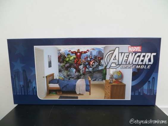 dulux avengers assemble review