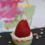 two minutes santa hat cupcake
