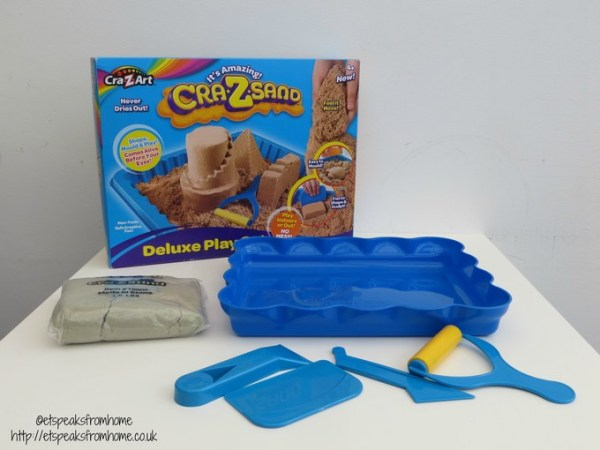 Cra-z-sand playset review