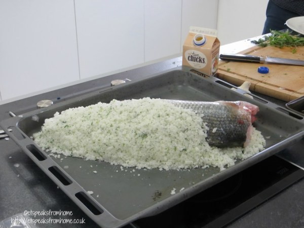sea salt fish
