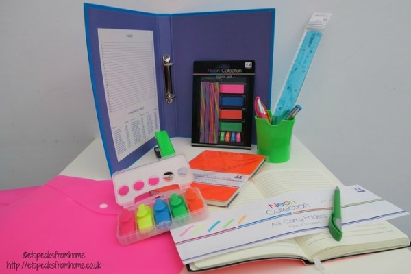 neon stationery the anker group