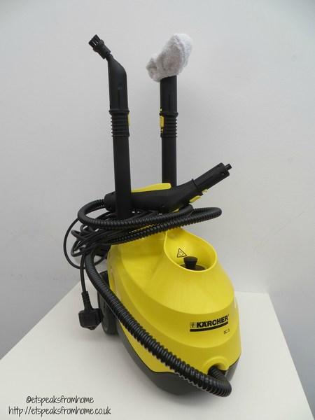 karcher steam cleaner sc3