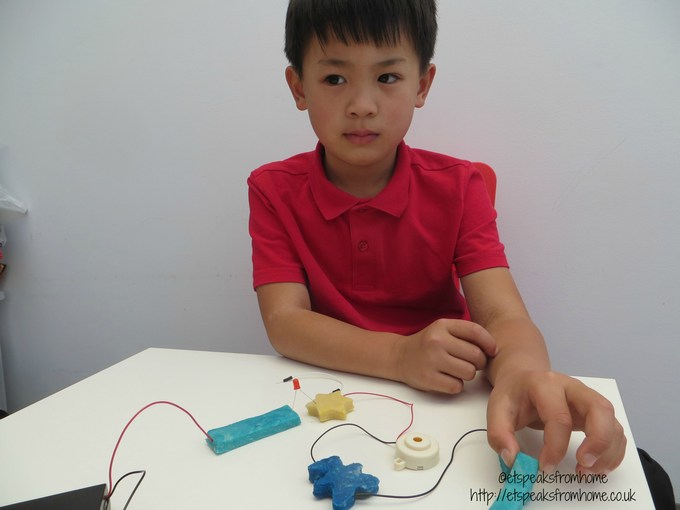 building buzzer circuit