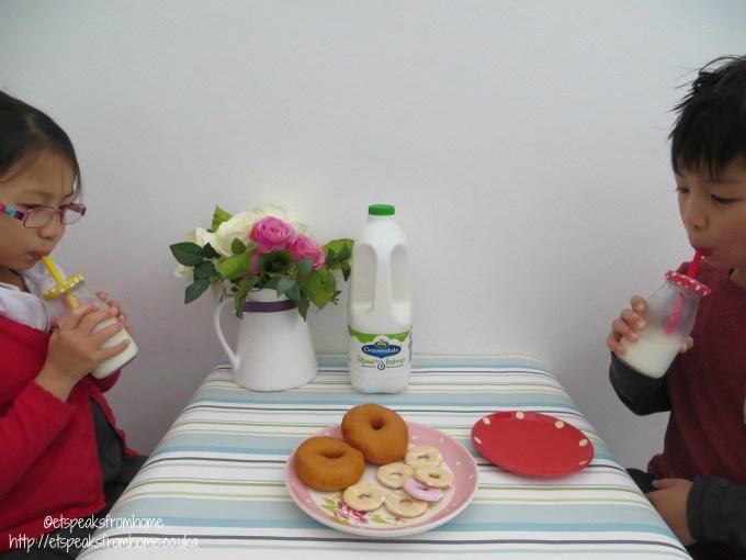 cravendale milk drinking