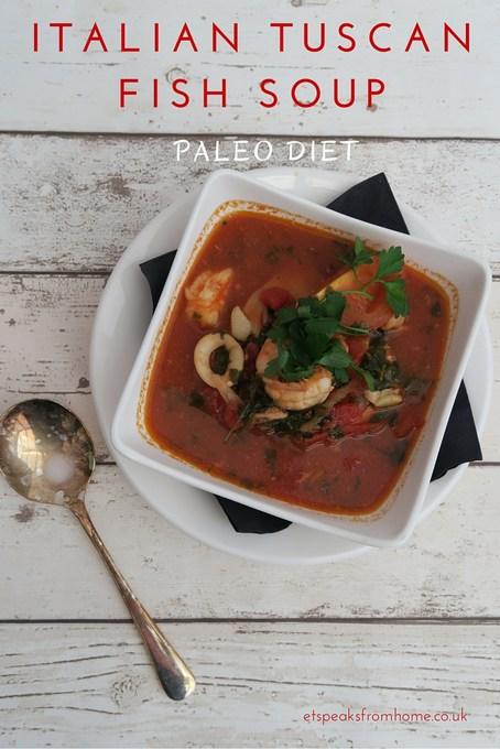 italian tuscan fish soup