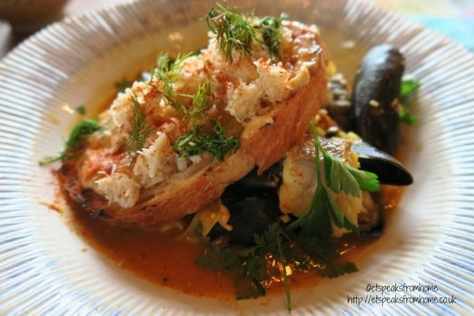 jamie's italian fish stew