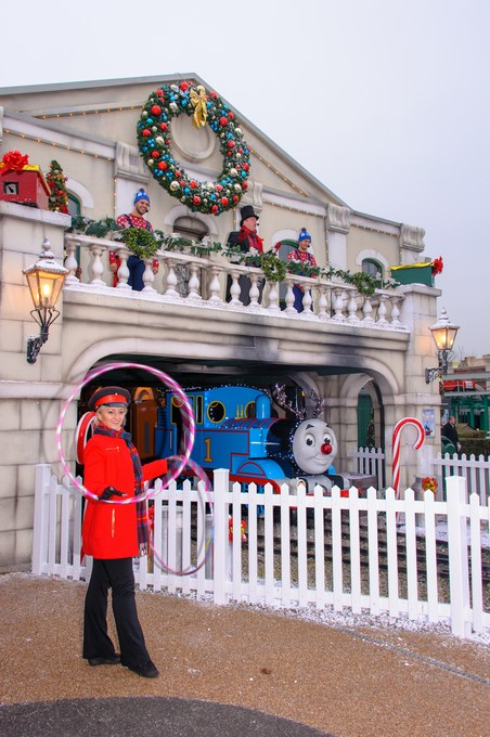 Drayton's Magical Christmas Fat Controller