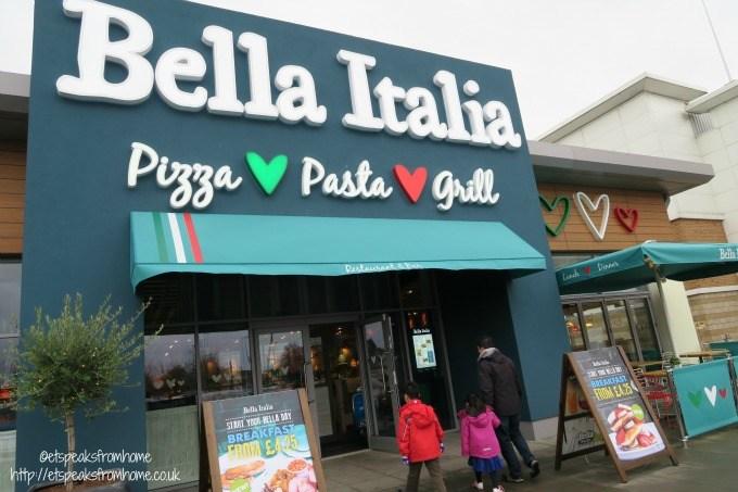 bella italia burton upon trent