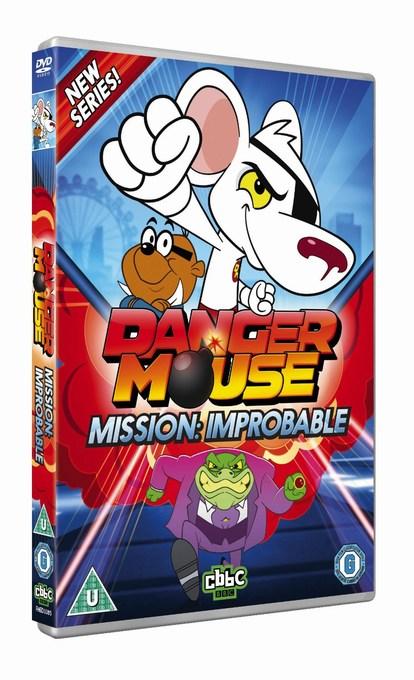 danger mouse mission improbable