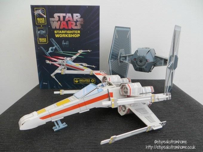 star wars starfighter workshop model