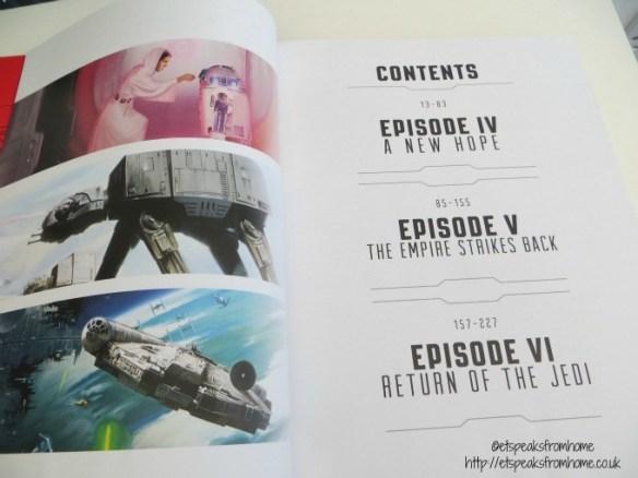 star wars treasury book