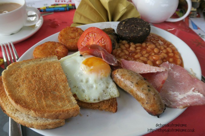 wyevale garden centre adult breakfast