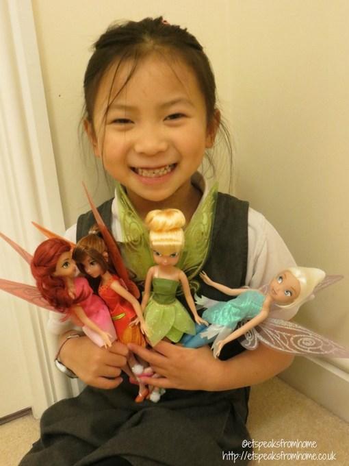 disney fairies doll