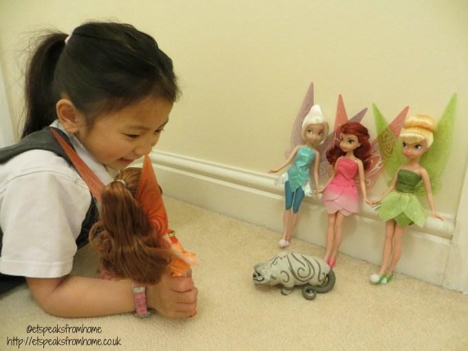 disney fairies neverbeast