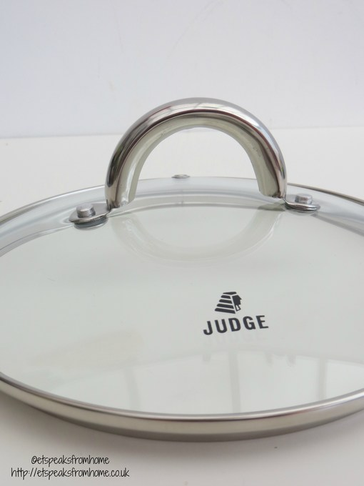 judge cookware lid