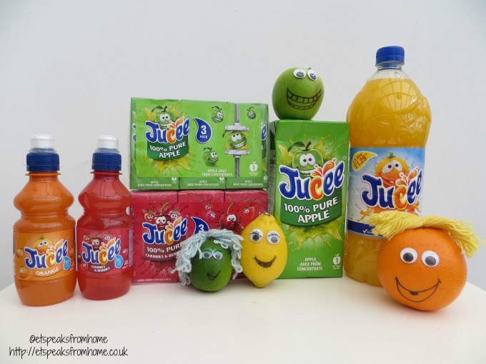 Jucee product range