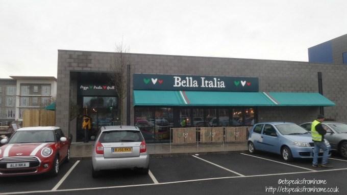 bella italia walsall