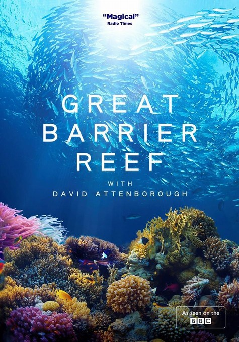 great barrier reef blu ray