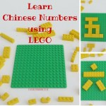 learn chinese numbers using lego