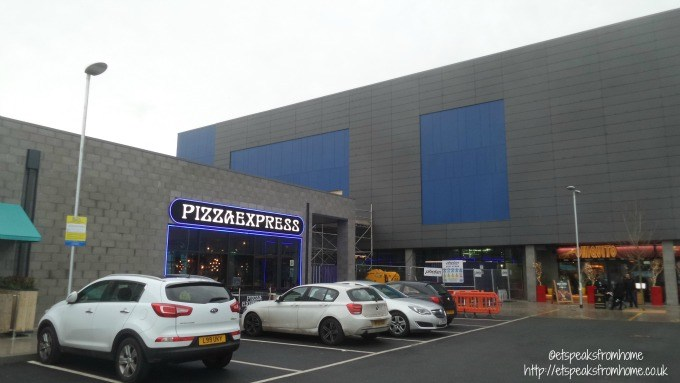 pizza express walsall