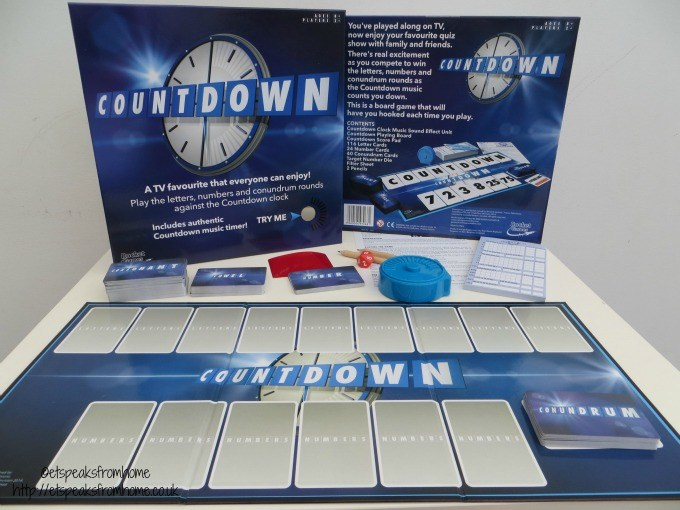 countdown board game review