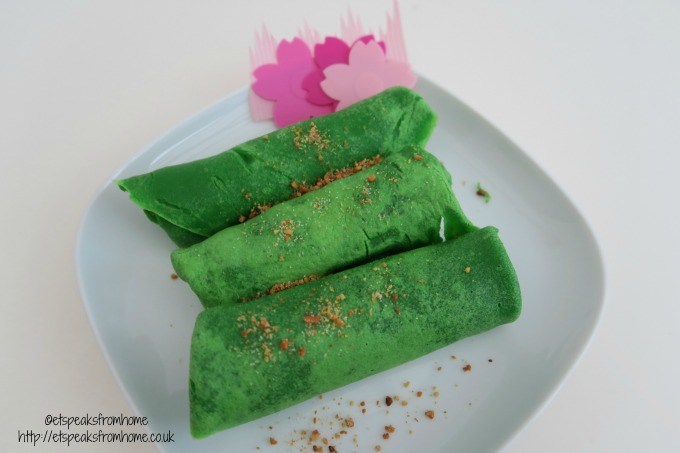 kitchen trotter Kue Dadar Gulung