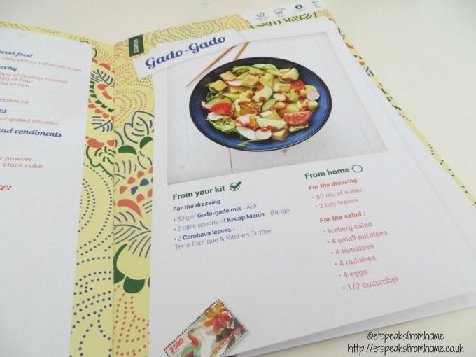 kitchen trotter recipe book