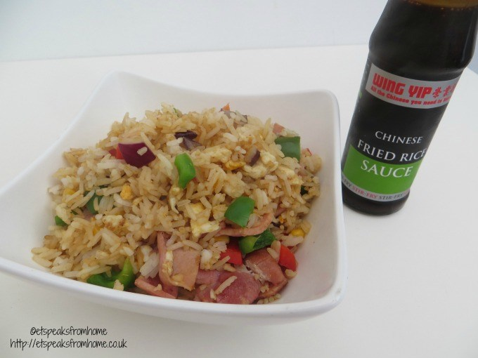 wing yip chinese fried rice sauce