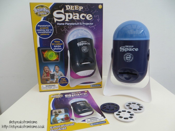 deep space home planetarium & projector review