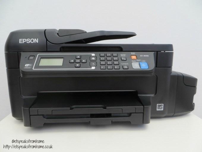 epson et 4550 ecotank printer