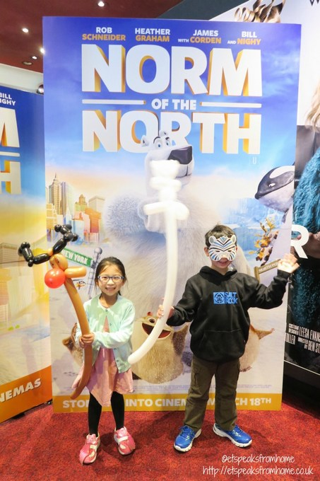 norm of the north #normselfie