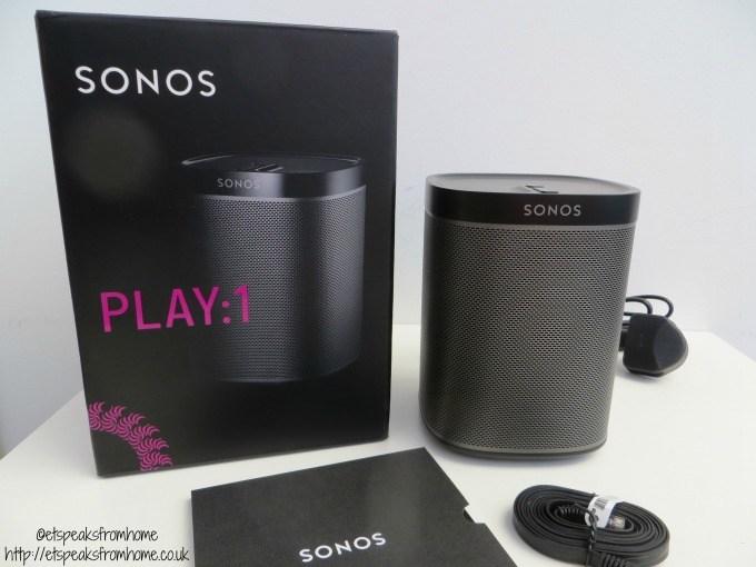 sonos play1 speaker