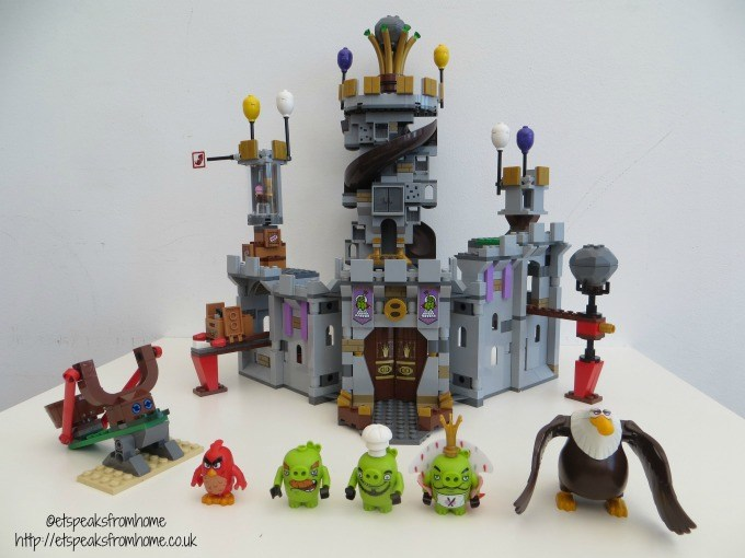 Lego King Pig Castle Et Speaks From Home