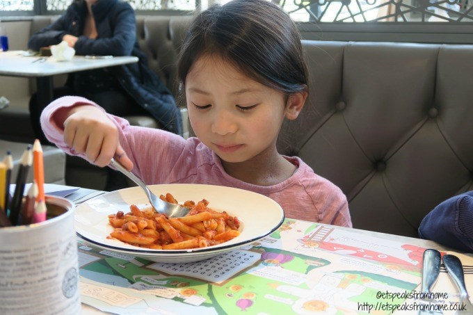 pizza express tamworth children meal