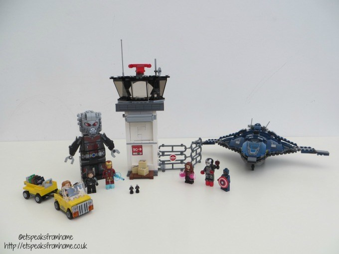 lego marvel super heroes airport battle 76051