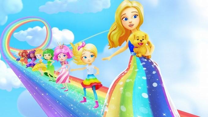barbie dreamtopia rainbow