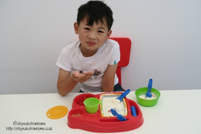 chillfactor ice cream magic tray review