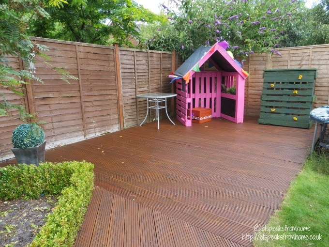 how to maintain decking after