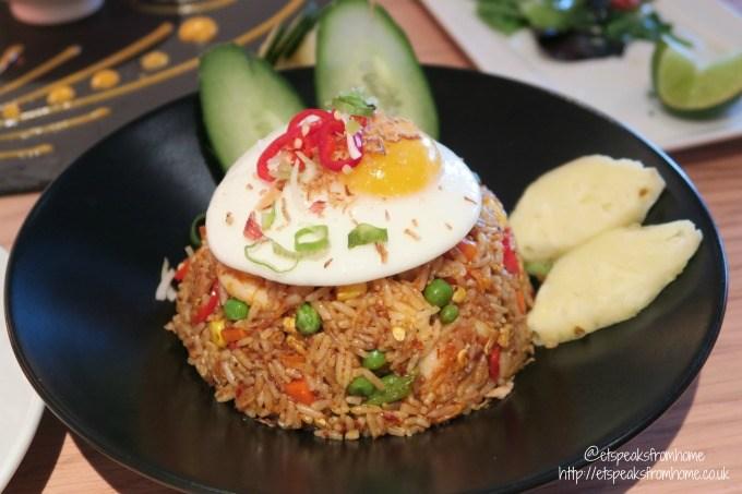 chi kitchen nasi goreng