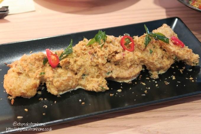 chi kitchen udang harimau