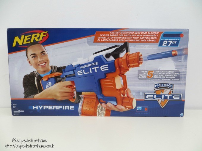 You can't beat a Nerf gun, especially now at £39.99.