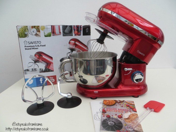 savisto food stand mixer
