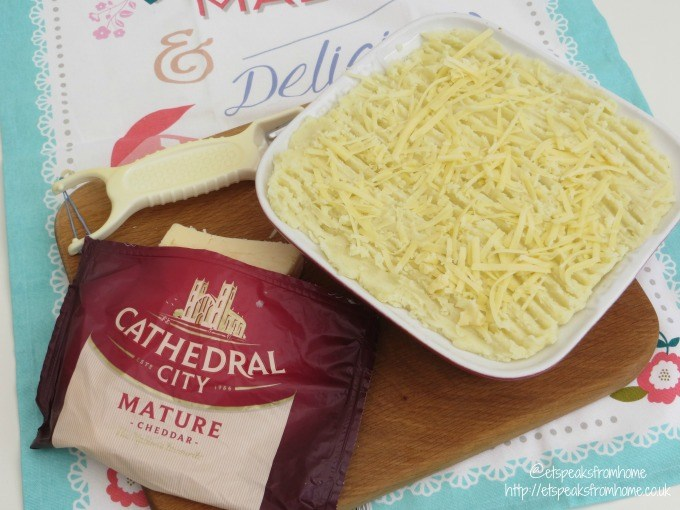 cathedral city cheesy fish pie