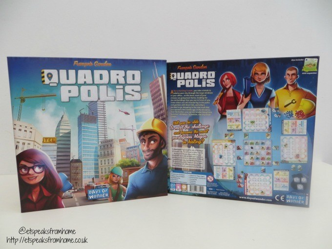 quadropolis review