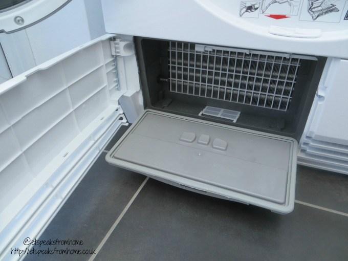 aeg t88595is heat exchange door