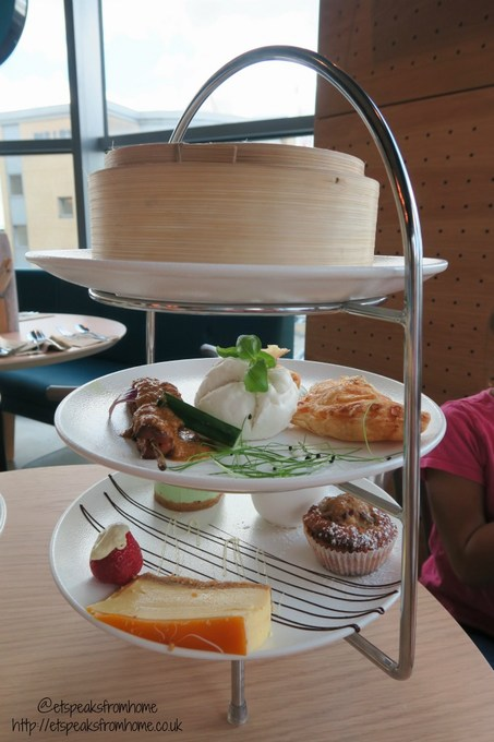 afternoon tea at chi kitchen menu