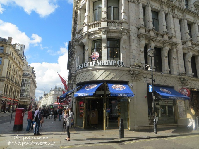 Chinese Restaurant Near Piccadilly Circus