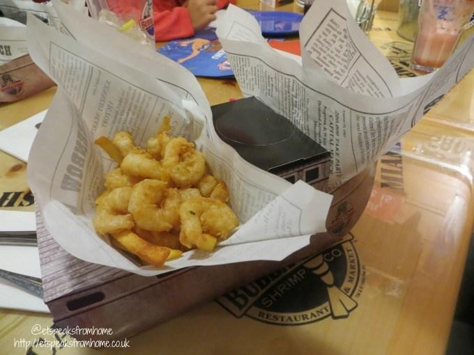 bubba gump shrimp co popcorn shrimp