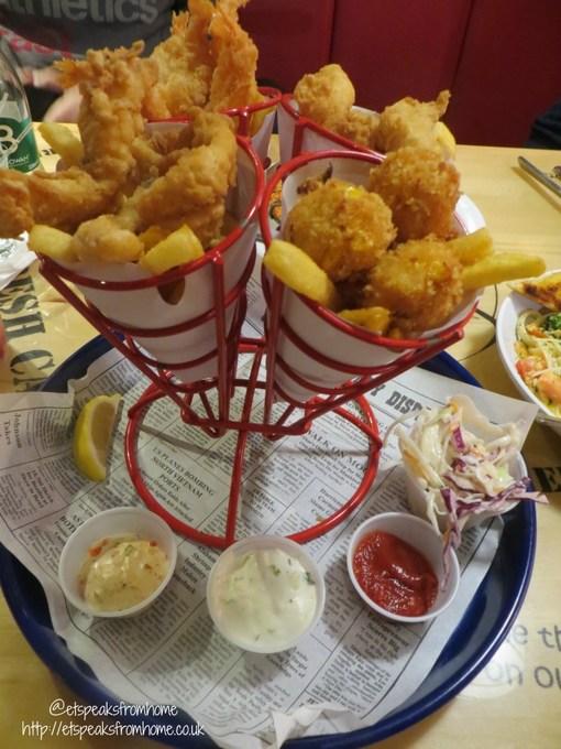 bubba gump shrimp co seafood heaven