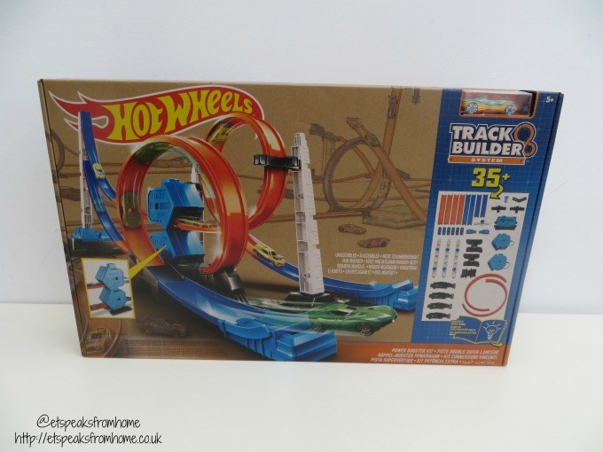 hot wheels track builder kit